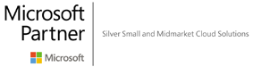 Microsoft Partner Silver Small and Midmarket Cloud Solutions logo