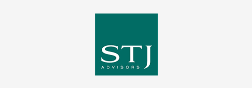 STJ Advisors Logo